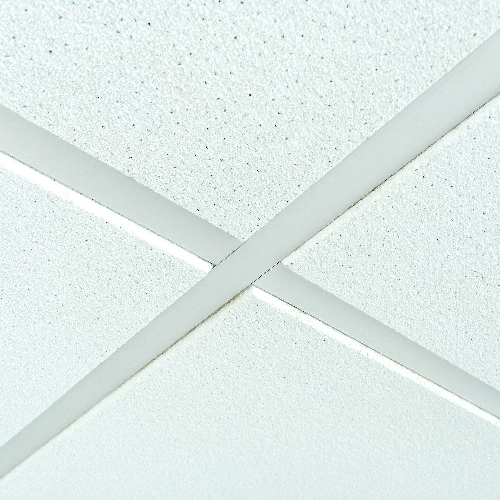 Sandtone Suspended Ceiling Tegular Tiles 595mm X 595mm